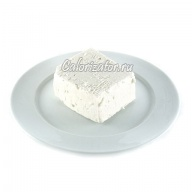 Сыр брынза (из коровьего молока)