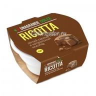 Сыр Unagrande Dolce Рикотта с натуральным шоколадом