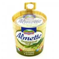 Сыр Almette с огурцами и зеленью
