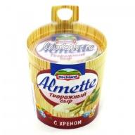 Сыр Almette с хреном