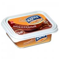 Сыр Карат шоколадный плавленый