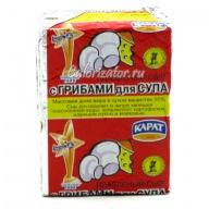 Сыр Карат с грибами для супа плавленый