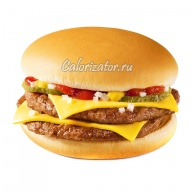 Сэндвич Двойной Чизбургер