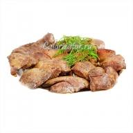 Куриная печень вареная