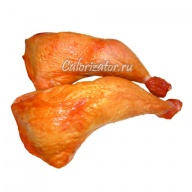 Куриные окорочка копченые