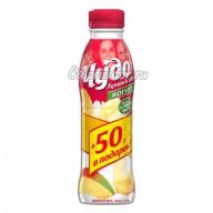 Йогурт Чудо Двойной вкус Манго-Дыня