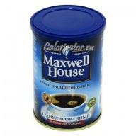 Кофе Maxwell House гранулированный сухой