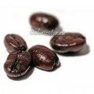 Кофе жареный в зёрнах сухой