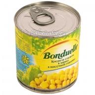 Кукуруза Бондюэль сладкая в зернах в вакуумной упаковке