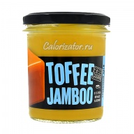 Крем Zero сливочный Toffee Jamboo со вкусом карамели