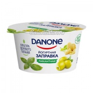 Йогуртная заправка Danone Пикантная