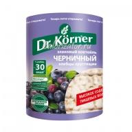 Хлебцы Dr.Korner Злаковый коктейль черничный