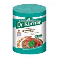 Хлебцы Dr.Korner Гречневые с витаминами