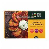 Драники картофельные Зимняя радуга Белорусские замороженные