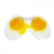 Яйцо куриное (вареное всмятку)