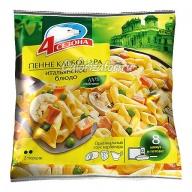 Блюдо итальянское Пенне карбонара 4 сезона
