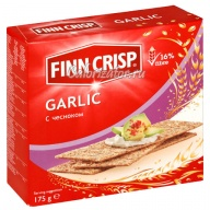 Хлебцы Finn Crisp Garlic с чесноком
