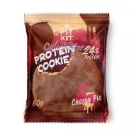 Печенье FITKIT Choco Protein Cookie Cherry Pie (Вишневый Пирог)