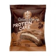 Печенье FITKIT Protein Cake Chocolate-Coffee (Шоколад-Кофе)