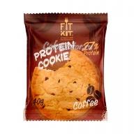 Печенье FITKIT Protein Cookie Coffee (Кофе)