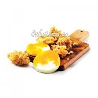 Завтрак Яичница с байтсами KFC