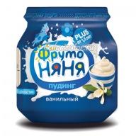 Пудинг ФрутоНяня ванильный