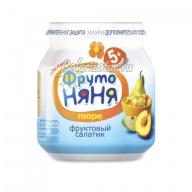 Пюре ФрутоНяня Фруктовый салатик