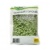 Горошек зелёный Каждый день замороженный