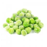 Горошек зелёный замороженный