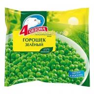 Горошек зелёный 4 сезона