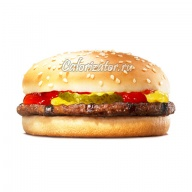 Сэндвич Гамбургер Бургер Кинг