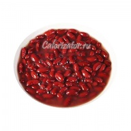 Фасоль красная консервированная