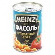 Фасоль Heinz в томатном соусе