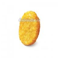Завтрак Картофельный Хашбраун KFC