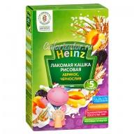 Рисовая кашка Heinz абрикос чернослив молочная