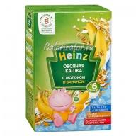 Овсяная кашка Heinz с молоком и бананом