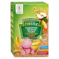 Пшенично-овсяная кашка Heinz с фруктиками без молока