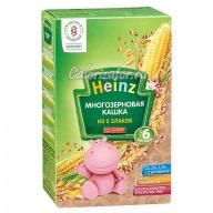 Многозерновая кашка 5 злаков Heinz без молока
