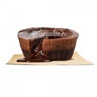 Десерт горячий Брауни Бургер Кинг