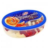 Мороженое Инмарко Торжество с клубничным чизкейком
