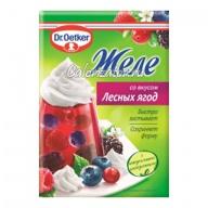 Желе Dr.Oetker со вкусом Лесных ягод