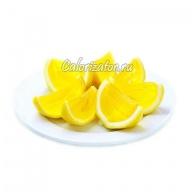 Желе лимонное