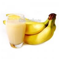 Банановый сок