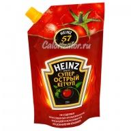 Кетчуп Heinz супер острый