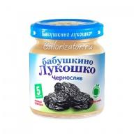 Пюре Бабушкино Лукошко Чернослив