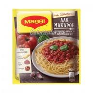 Приправа Maggi На второе для макарон в томатно-мясном соусе Болонез