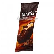 Мороженое Магнат Мадагаскар тёмный шоколад