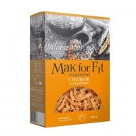 Макароны MakForFit с полбой и отрубями