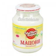 Мацони из коровьего молока маложирный