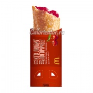 Десерт Вишнёвый пирожок McDonalds